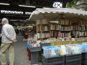 Paris Book Market
