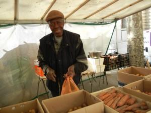 Place Monge market grower