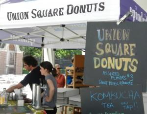 Harvard Market donuts