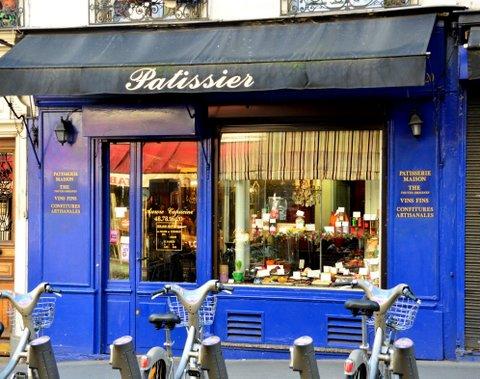 Patisserie Aurore-Capucine storefront