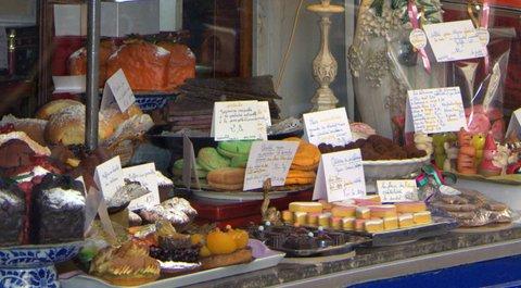 variety pastries