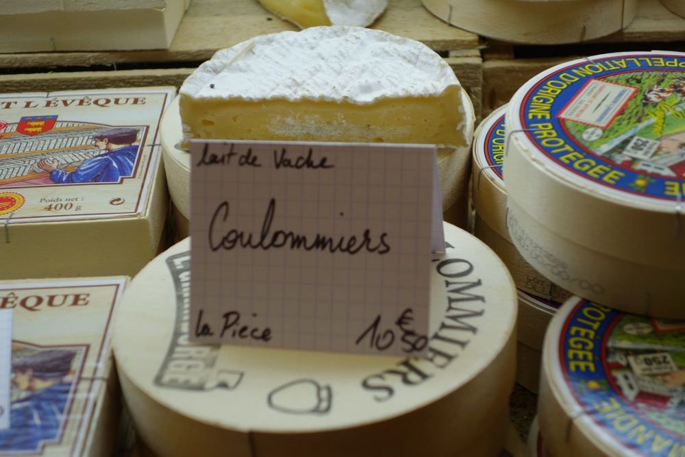 fromagerie rue Cadet