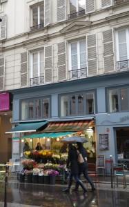 rue Cadet street market