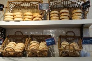 Paris bagel shop