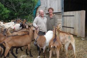 goat farmers Provence