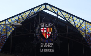 entrance Boqueria