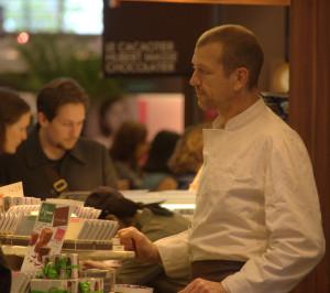Salon du Chocolat Paris Frederic Marr