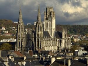 Rouen Abbatial Saint-Ouen