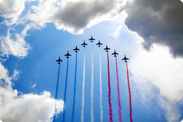 Bastille Day In Paris Marjorierwilliams Com