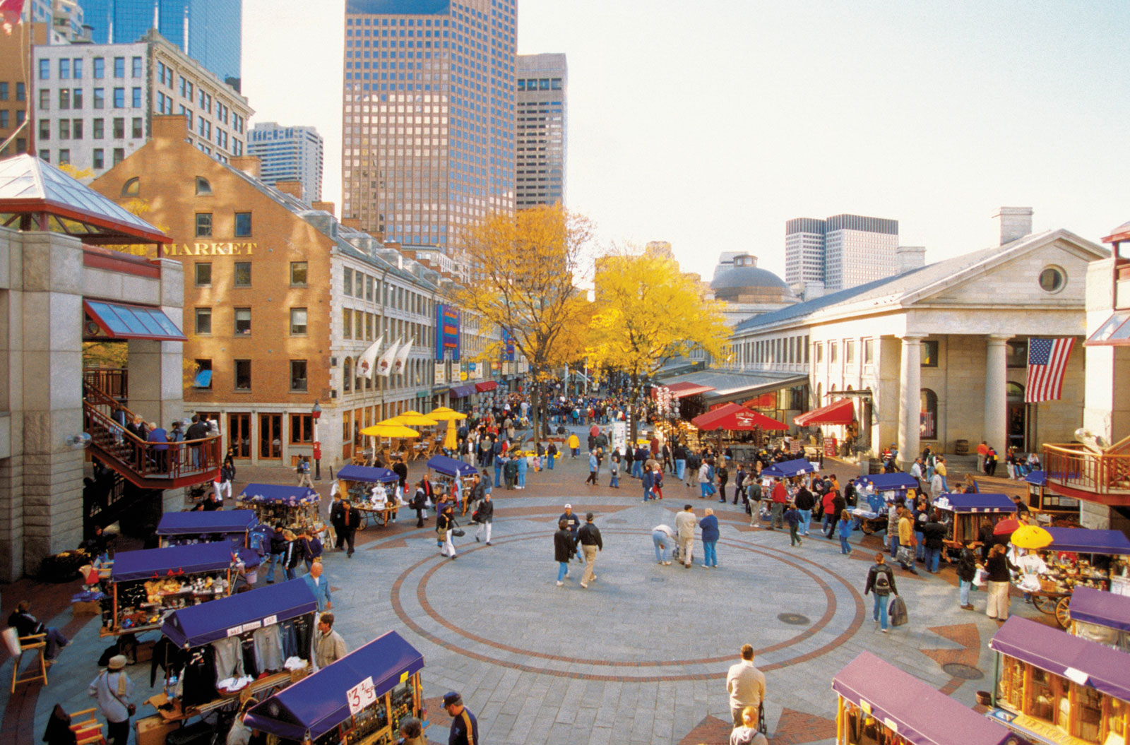The New Boston Public Market | marjorierwilliams.com Marketplace