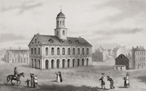 Faneuil Hall 1742