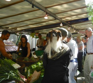 market tip Paris