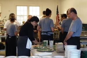 James Beard Foundation Celebrity Chef Dinner Wainer Family Farm with Chef Marjorie Meek-Bradley