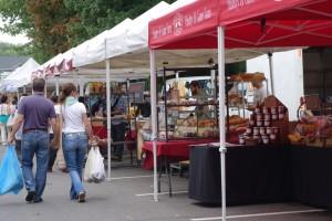 farmers market Rhinebeck NY