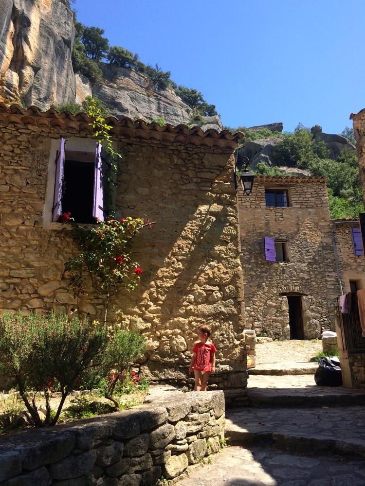 Buoux, France