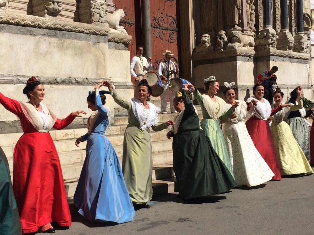 wedding dance Arles