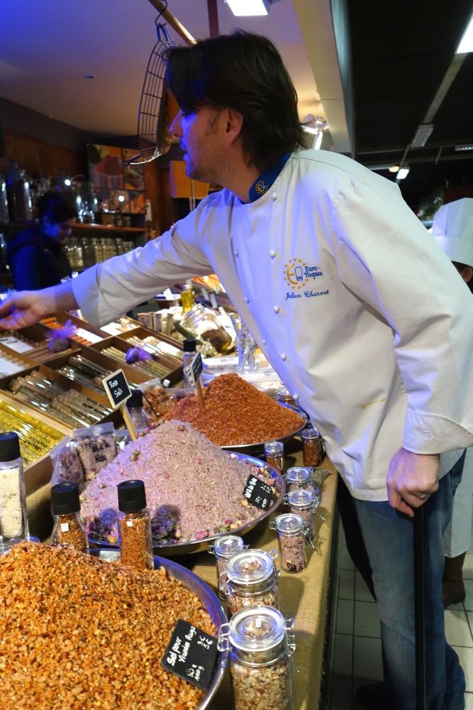 Chef Julien Charvet Avignon
