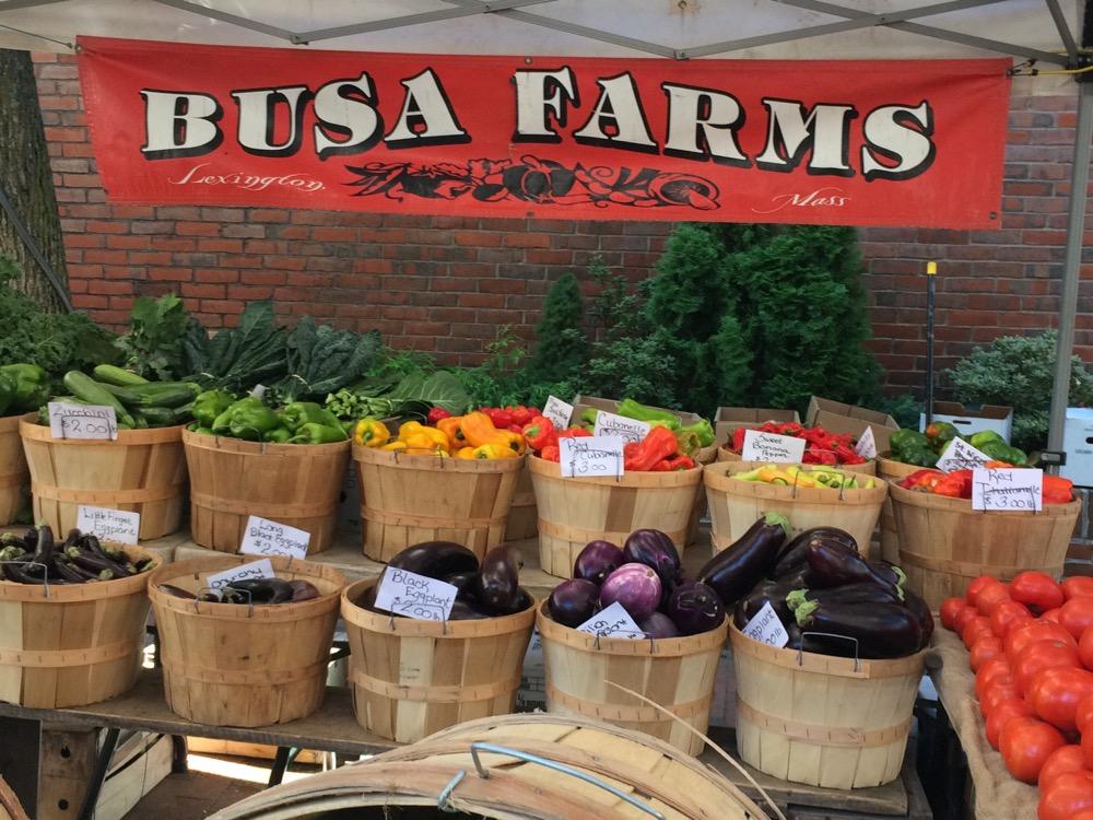 Busa Farms Charles market