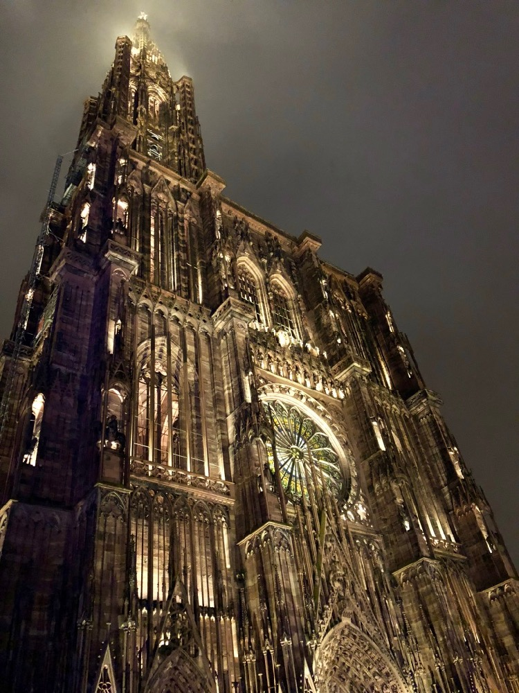 Nôtre-Dame Cathedral in Strasbourg