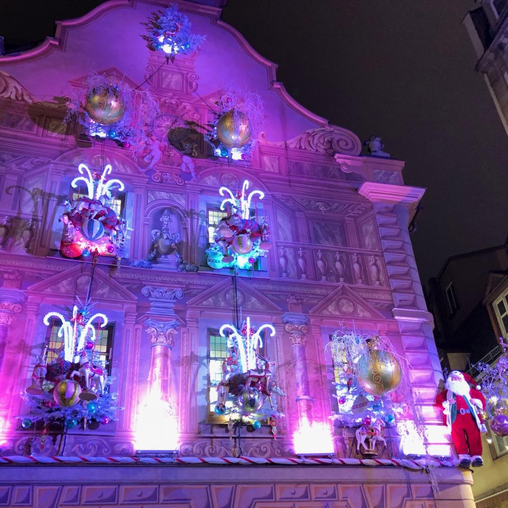 Christian Strasbourg Christmas