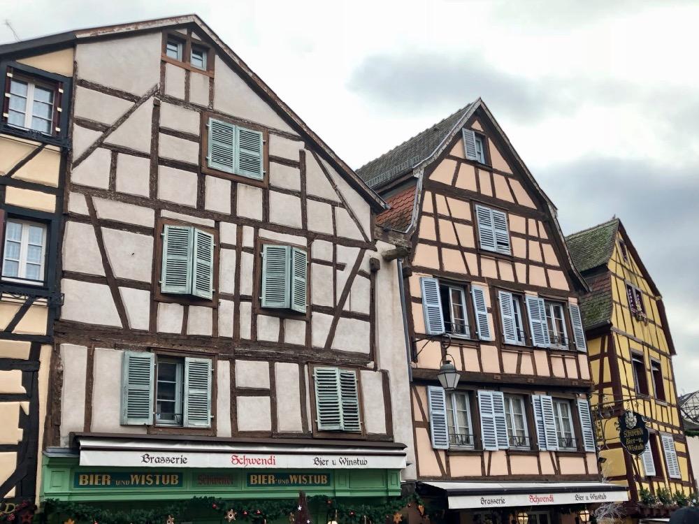 winstub brasserie Riquewirh Alsace