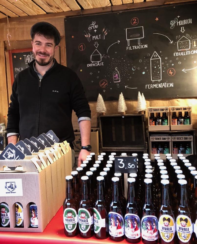 Alsace Colmar beer