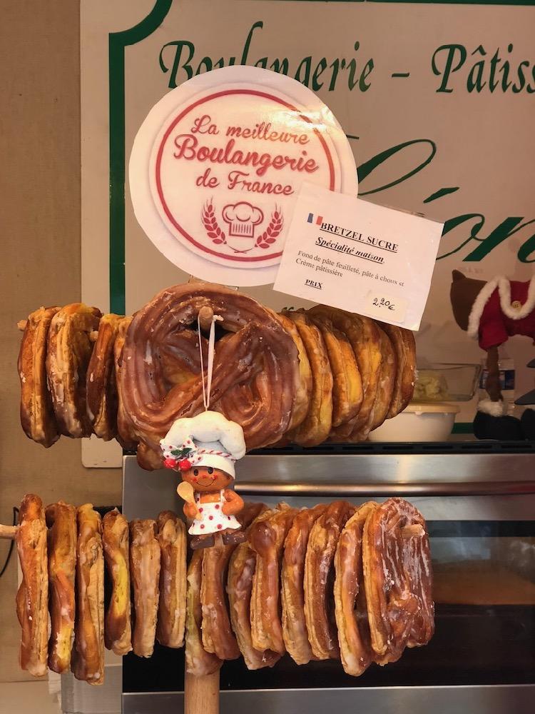 Bretzels Alsace Colmar