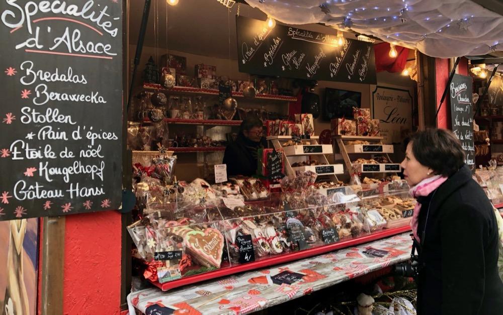 Colmar Christmas market Alsace
