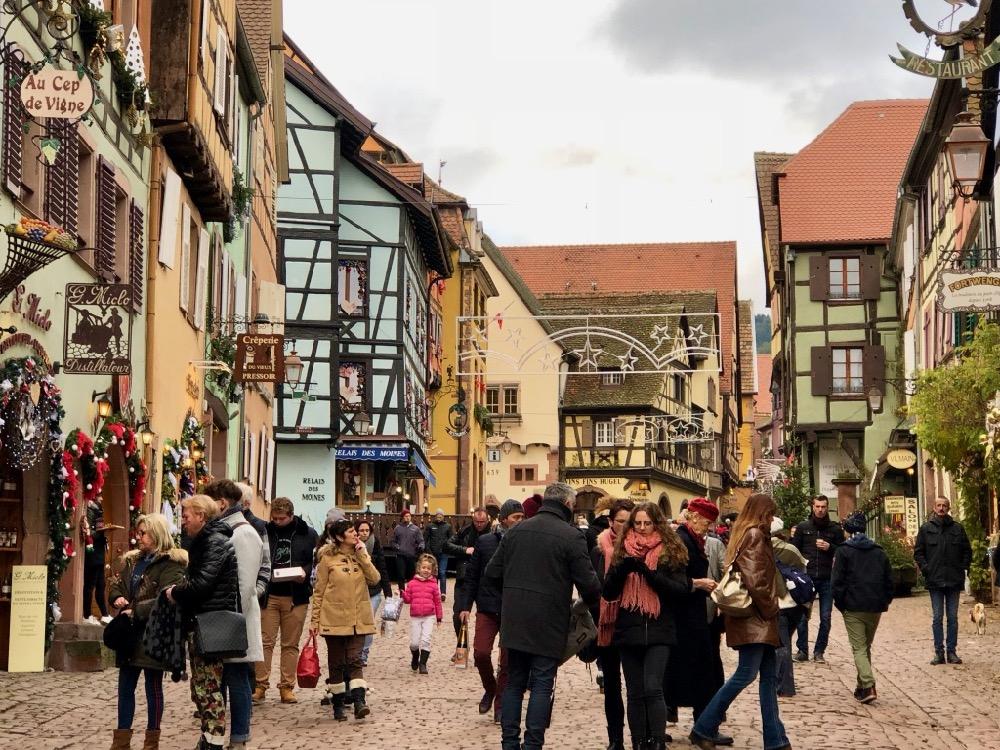 Riquewihr Alsace Christmas