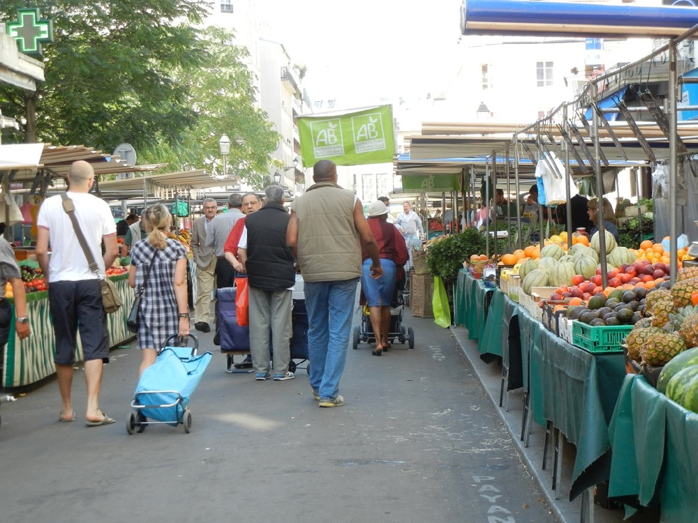 Marché d'Aligre in Paris | marjorierwilliams com